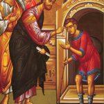 Gesù, il cieco e quelli che camminavano avanti