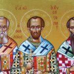 Το διαχρονικό μήνυμα των Τριών Ιεραρχών και η κουλτούρα της υστερής αρχαιότητας